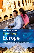 Rough Guide First Time Europe 7th Edition