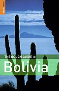The Rough Guide to Bolivia Cover