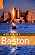 Rough Guide Boston 5th Edition