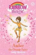 Rainbow Magic 02 Amber the Orange Fairy