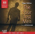 The Four Just Men (Naxos Complete Classics) Cover