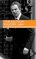 The Hutton Inquiry (Uncovered Editions)