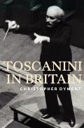 Toscanini in Britain Cover