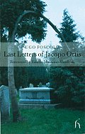 Last Letters of Jacopo Ortis and of Tombs Cover