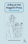 Boy at the Hogarth Press