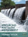 Resourcing and Talent Management