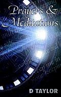 Prayers and Meditations