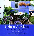 Urban Gardens Plans & Planting Designs