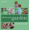 All In One Garden Grow Vegetables Fruit Herbs & Flowers in the Same Space