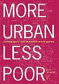 More Urban Less Poor: An Introduction to Urban Development and Management