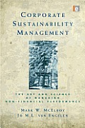 Corporate Sustainability Management The Art & Science of Managing Non Financial Performance
