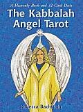Kabbalah Angel Tarot A Heavenly Book & 32 Card Deck