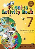 Jolly Phonics Activity Book 7qu, Ou, Oi, Ue, Er, AR