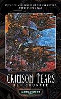 Crimson Tears Soul Drinkers Warhammer40