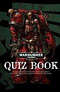 Warhammer 40000 Quiz Book
