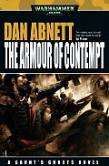 The Armour of Contempt (Warhammer 40,000 Novels) Cover