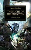 The Flight of the Eisenstein (Warhammer 40,000 Novels: Horus Heresy) Cover
