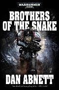 Brothers of the Snake (Warhammer 40,000 Novels) Cover