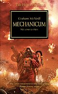Mechanicum (Warhammer 40,000 Novels: Horus Heresy) Cover