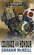 Courage & Honour ultramarines warhammer
