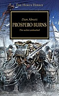 Prospero Burns (Warhammer 40,000 Novels: Horus Heresy) Cover