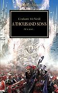A Thousand Sons (Warhammer 40,000 Novels: Horus Heresy) Cover