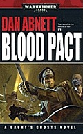Gaunt's Ghosts #12: Blood Pact Cover