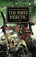 Horus Heresy #15: Horus Heresy: First Heretic Cover