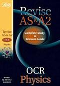 Ocr As and A2 Physics: Study Guide