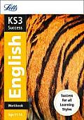 Letts Key Stage 3 Revision -- English: Workbook