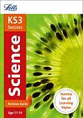 Letts Key Stage 3 Revision -- Science: Revision Guide