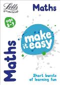 Letts Make It Easy Complete Editions -- Maths Age 8-9: New Edition