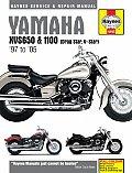 Haynes Yamaha XVS650 & 1100 '97 to '05
