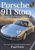 Porsche 911 Story The Entire Develop 8th Edition
