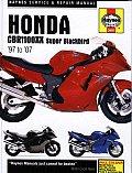 Honda CBR11000xx Super Blackbird