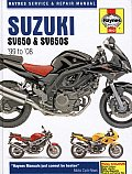 Haynes Suzuki SV650 & SV650S Service & Repair Manual