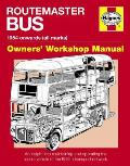 Routemaster Bus: 1954 Onwards (All Marks) (Owner's Workshop Manual) Cover