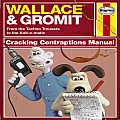 Wallace & Gromit: Cracking Contraptions Manual Cover