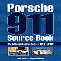 Porsche 911 Source Book