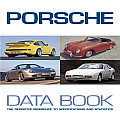 Porsche Data Book: The Definative Reference to Specifications and Statisics Cover
