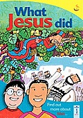 What Jesus Did (Large Print)