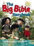 Big Bible Storybook: 188 Bible Stories To Enjoy Together