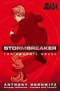 Alex Rider 01 Stormbreaker The Graphic Novel