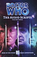 Doctor Who the Audio Scripts Cover