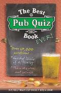 Best Pub Quiz Book Ever!