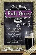 Best Pub Quiz Book Ever! 3