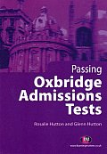 Passing Oxbridge Admissions Tests: Oxford and Cambridge