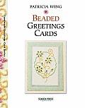 Beaded Greetings Cards