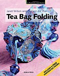 Tea Bag Folding With 8 Perforated Tea Bag Folding Papers
