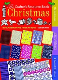 Crafters Resource Book Christmas Festive